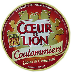 Coulommiers Coeur de Lion 350 G