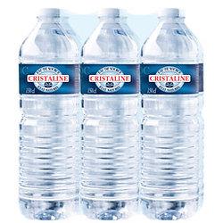CRISTALINE - 6 x 1,5 litres