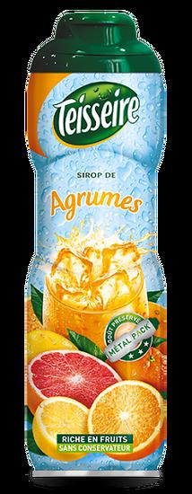TEISSEIRE - Sirop Agrumes