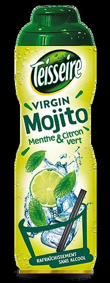 TEISSEIRE - Sirop Virgin Mojito