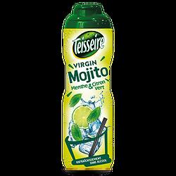 TEISSEIRE - Virgin Mojito Menthe et Citron Vert