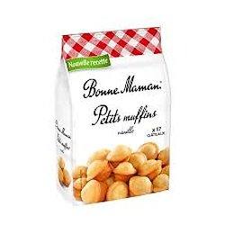 BONNE MAMAN - Petits Muffins Vanille