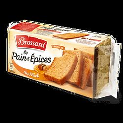 BROSSARD - Mon pain d'épices  au miel