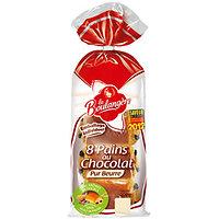 LA BOULANGERE - 8 pains au chocolat