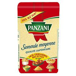 PANZANI - Semoule moyenne