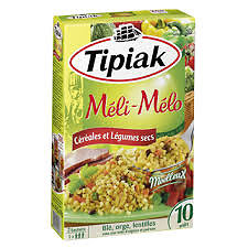 TIPIAK - Méli Mélo