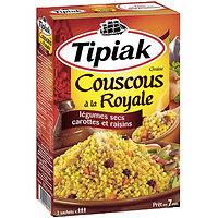 TIPIAK - Couscous à la royale