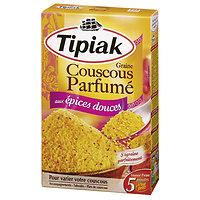 TIPIAK - Couscous parfumé aux épices douces