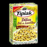 TIPIAK - Délice Blé et Lentilles