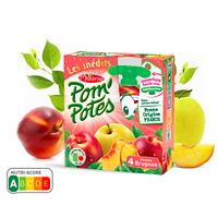 MATERNE - Pom'Potes Pomme Brugnon Inédit