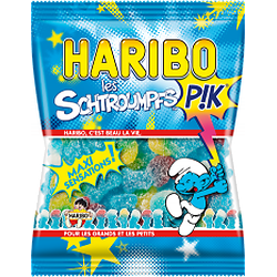 HARIBO - Schtroumpfs PIK