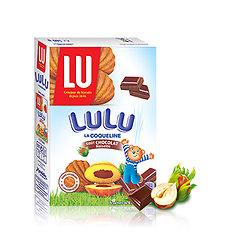 LU - LULU La Coqueline Goût Chocolat Noisette