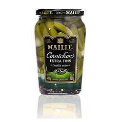 MAILLE - Cornichons Extra Fins