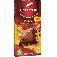 CÔTE D'OR - Lait Éclats de Maïs Croustillants BLOC