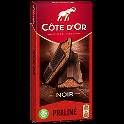 CÔTE D'OR - Noir - Praliné