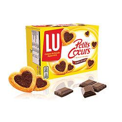 LU - Petits Coeurs Chocolat