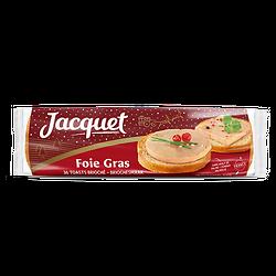 JACQUET - Toast Brioché Foie Gras