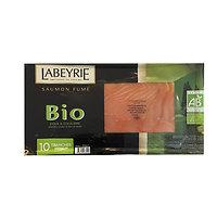 LABEYRIE - Saumon Fumé Bio 10 Tranches