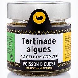 TARTINADE - Algues Au Citron Confit