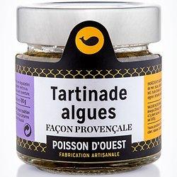 TARTINADE - Algues Façon Provençale