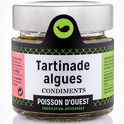 TARTINADE - Algues Condiments