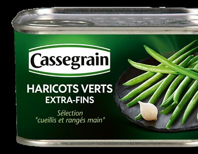 CASSEGRAIN - Haricots Verts