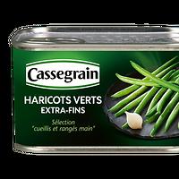CASSEGRAIN - Haricots Verts 706g