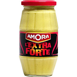 AMORA - Moutarde Extra Forte 340g