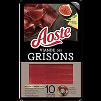 AOSTE - Viande des Grisons