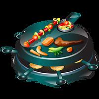 KIT Raclette - La Moutarde