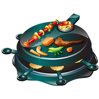 KIT Raclette - La Morbier
