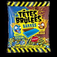 TÊTES BRÛLÉES - Barre Cola Framboise Kitache