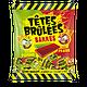 TÊTES BRÛLÉES - Barre Fraise Pomme