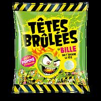 TÊTES BRÛLÉES - Bille Pomme