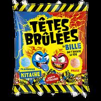 TÊTES BRÛLÉES - Bille Fraise et Framboise Kitache