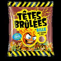 TÊTES BRÛLÉES - Bille Cola