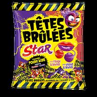 TÊTES BRÛLÉES - Bille Star Cassis et Fraise