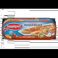 SAUPIQUET - Filets De Maquereaux Sauce Escabèche