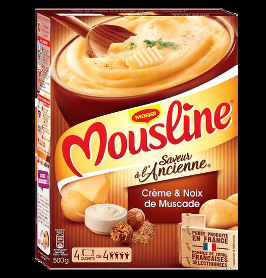 MAGGI - Mousline Crème & Noix de Muscade