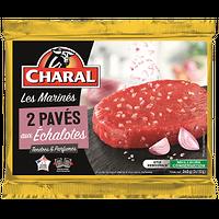 CHARAL - 2 Pavés aux Échalottes