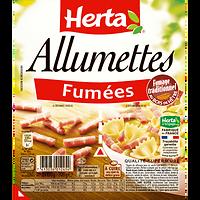 HERTA - Allumettes Fumées