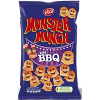 MONSTER MUNCH - Goût BBQ