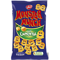 MONSTER MUNCH - Goût Emmental