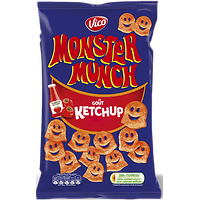 MONSTER MUNCH - Goût Ketchup