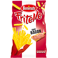 BENENUTS - Fritelle Goût Bacon