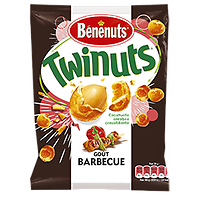 BENENUTS - Twinuts Goût Barbecue