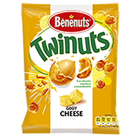 BENENUTS - Twinuts Goût Cheese