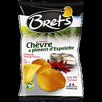 BRET'S - Chèvre & Piment d'Espelette