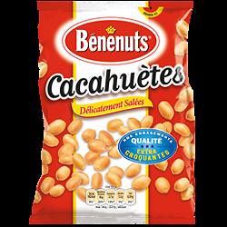 BENENUTS - Cacahuètes Délicatement Salées