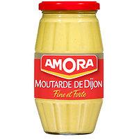 AMORA - Moutarde Fine et Forte 340g
